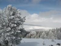 Kış Sarıkamıştan Manzarası